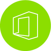 Microsoft 365 and Cloud Services icon