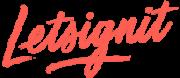 Letsignit logo